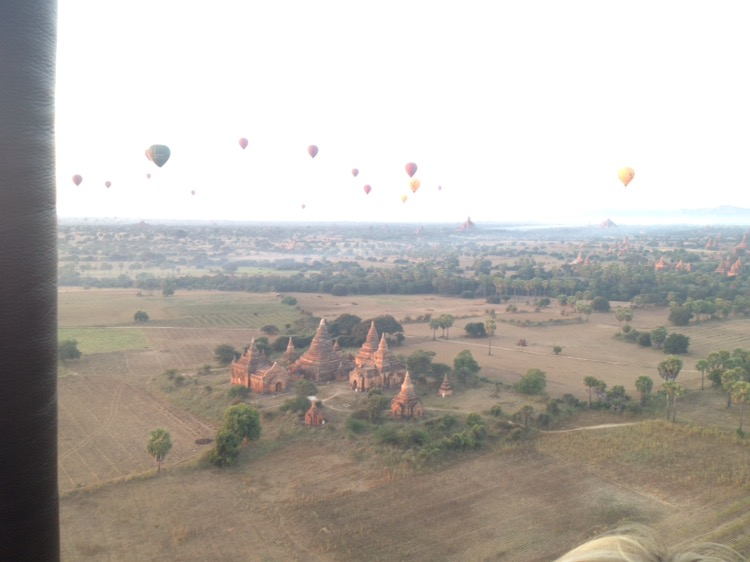 Day 4 – sightseeing in Bagan